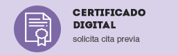 Solicita Certificado Digital